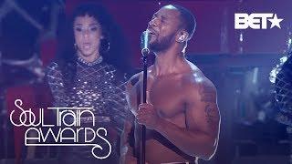 Tank Soul Train Performance Rehearsal 360 | Soul Train Awards