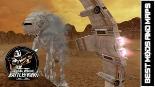 getlinkyoutube.com-Star Wars Battlefront II (PC) HD: Best Mods & Maps: Concord Dawn | Galactic Civil War