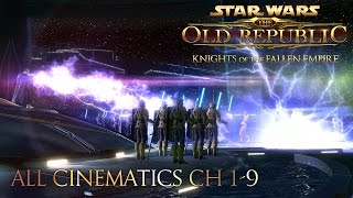 getlinkyoutube.com-All Star Wars Knights Of The Fallen Empire Cinematics (CH 1-9)