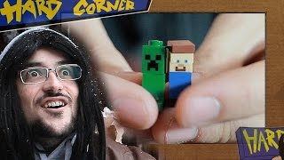 getlinkyoutube.com-Les Jouets MINECRAFT ft. TheFantasio974 - Hard Corner - Benzaie TV