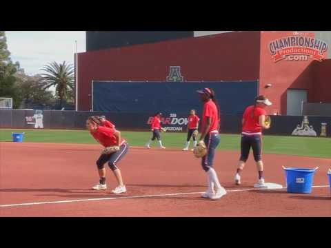 All Access Softball Practice with Mike Candrea - Clip 1