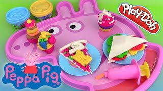 download video peppa pig fait des pizzas avec ses amis. Black Bedroom Furniture Sets. Home Design Ideas
