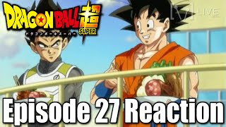 getlinkyoutube.com-Dragon Ball Super Episode 27 Reaction!! EPIC ENDING!! RoF IS DONE!!! NEW ARC NEXT!