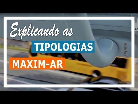 Conheça a eficiência das aberturas Maxim Ar