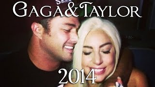 getlinkyoutube.com-Lady Gaga & Taylor Kinney 2014