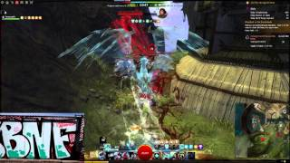 getlinkyoutube.com-Guild Wars 2 - Revenant WvW [BNF] Roaming And Dueling Vol.1