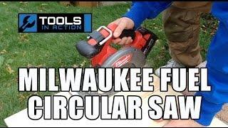 "getlinkyoutube.com-Milwaukee M18 FUEL 6-1/2"" Circular Saw 2730"
