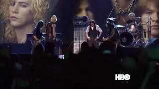 getlinkyoutube.com-VIDEO: Guns 'N Roses Perform Mr. Brownstone at Rock Hall Inductions