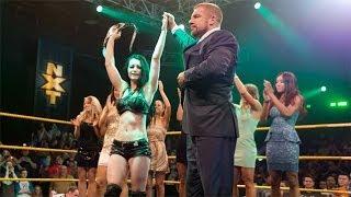 getlinkyoutube.com-720pHD: NXT Women's Championship Match: Emma vs. Paige
