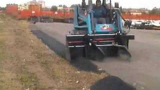 getlinkyoutube.com-WCM Simex Skid Steer Float Attachment