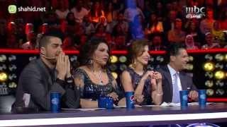getlinkyoutube.com-Arab Idol - الأداء - أحمد جمال - على نار