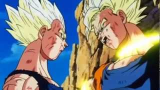 getlinkyoutube.com-(Skrillex) First Of The Year- Vegeta VS Goku