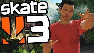 getlinkyoutube.com-TROUBLE IN PARADISE (Skate 3 Funny Moments)