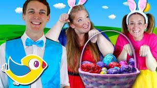 getlinkyoutube.com-Hippity Hop - Easter Bunny Song for Kids - Counting Easter Eggs