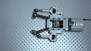 Lego Serial Linear Actuator Control