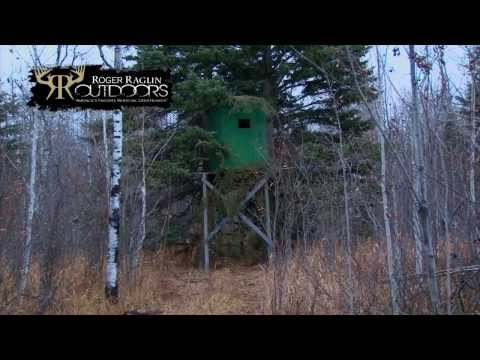 Hunting with the CVA Accura V2 in Saskatchewan - Roger Raglin