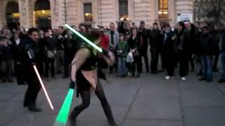 Ataru vs. Makashi - Second Duel