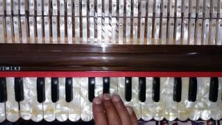 sri radhe barsane wali radhe/on/harmonium/keyboard