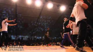 getlinkyoutube.com-POCKEMON vs BBOY FRANCE Chelles Battle Pro 2011 Crew Battle Semi-Final