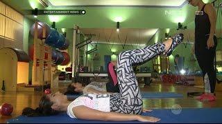 getlinkyoutube.com-Jessica Mila Mulai Rutin Jalani Pilates Untuk Perbaiki Struktur Tulang Belakang