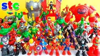getlinkyoutube.com-Marvel Super Hero Adventures Collection