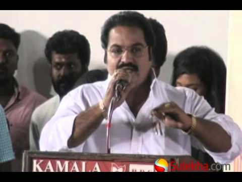 Actor I T Arasan at Velmurugan Borewell Movie Audio Launch