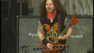 getlinkyoutube.com-Pantera Walk-Live Ozzfest 1998