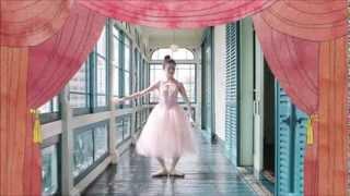 バレリーナ気分でゆったり簡単エクササイズ。体幹を整えて姿勢美人に「リラックス美バレエ(TM)レッスン」が発売の画像