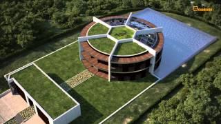 getlinkyoutube.com-Lionel Messi y su casa emblemática