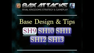 getlinkyoutube.com-Rival Kingdoms | Base Design | Stronghold 9