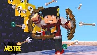 getlinkyoutube.com-Minecraft Mod: ESCADONA - ARCOS COM PODERES (Twilight Forest Mod) ‹ AM3NIC ›