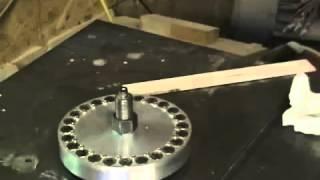 getlinkyoutube.com-Сила неодимовых магнитов
