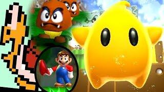 getlinkyoutube.com-Super Mario ALL GIANT WORLDS 1988-2013 (Wii U to NES)