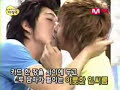 Super Junior Card kissing game 2/2 [Eng Subs]
