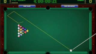 getlinkyoutube.com-Gamezer Billiards 6 pool [1+5+2]~(D.LUFFY)Nice (كسرة دي لوفي ثلاثية )