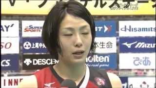 getlinkyoutube.com-(2015/04/04)Vリーグファイナル - 久光製薬Springs vs NEC Red Rockets - Final - Full