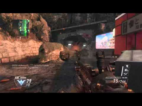 KARATE KID 248 - Black Ops II Game Clip