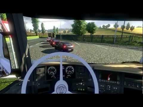 ets2 mijn scania in euro truck simulator 2