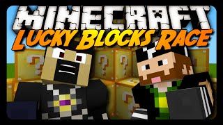 getlinkyoutube.com-Minecraft: LUCKY BLOCKS RACE w/ CavemanFilms!