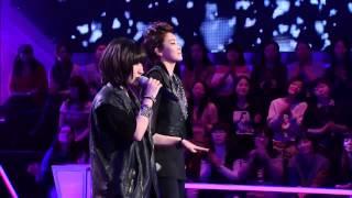 getlinkyoutube.com-Ave maria - the voice korea  (amazing voices )