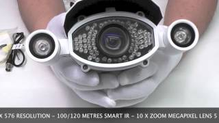 getlinkyoutube.com-XVISION XC960BN 960H LONG RANGE NIGHT VISION CCTV CAMERA - HDCCTV.CO.UK