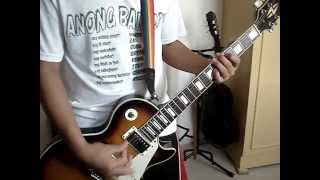 getlinkyoutube.com-Kamikazee - Huling Sayaw Guitar Cover