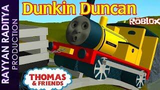 getlinkyoutube.com-Thomas & Friends: Dunkin Duncan   Thomas & Friends Roblox Remake