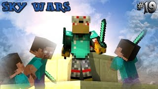 getlinkyoutube.com-Minecraft:天空戰役 SkyWars #19 Mega精華遊