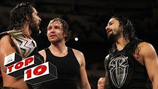 getlinkyoutube.com-Top 10 Raw Moments: WWE Top 10, October 19, 2015