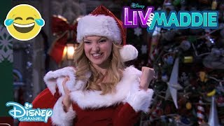 getlinkyoutube.com-Liv And Maddie - Fa La La La - a- Rooney - Part 1