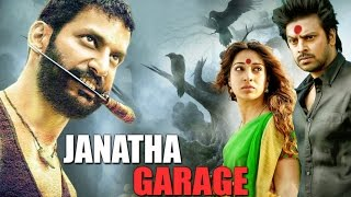 getlinkyoutube.com-Janatha Garage | Hindi South Action HD Movie | Full Movie HD