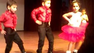 Ayaan dance
