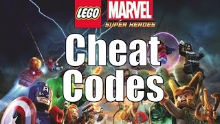 getlinkyoutube.com-LEGO Marvel Super Heroes Cheat Codes
