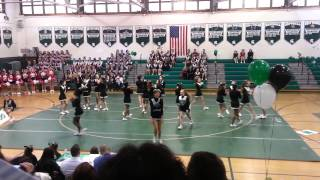 getlinkyoutube.com-Valleystream north jv cheer competition 2013
